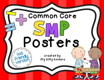 SMP - Common Core Posters