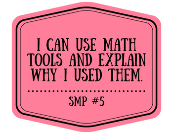 SMP (Standards for Mathematical Practice)