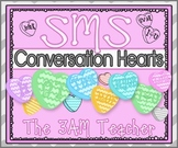 SMS Conversation Hearts Clip Art Collection