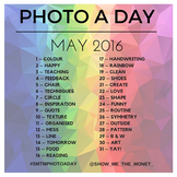 SMTM May 2016 Photo-A-Day Challenge