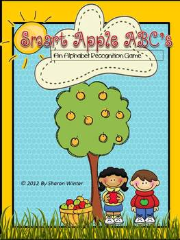 SMart Apple Game: An Alphabet Sounds and Recognition Game