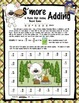S'More Adding- A 2-digit Addion Game