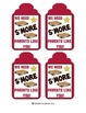 S'More Tags and Toppers Set