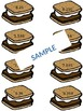 S'More Than or S'Less Than: Comparing Decimals: S'mores Center Activity