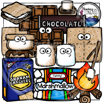 S'Mores Clipart