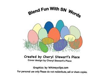 SN Blend Words Fun