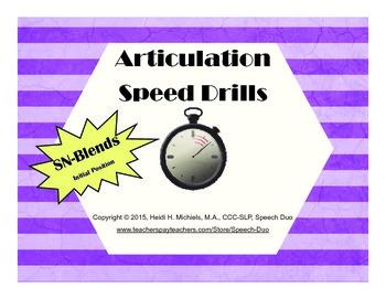 ~Freebie~SN-Blends Artic Speed Drill