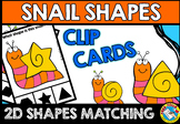 SNAILS SHAPES CENTER (SPRING ACTIVITIES KINDERGARTEN, PRESCHOOL GEOMETRY)