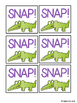 SNAP Alphabet & Sight Word Recognition Game