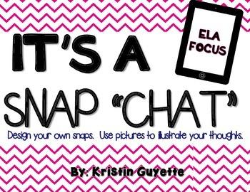 SNAP CHAT: ELA focus