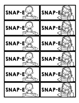SNAP-E Behavior Management