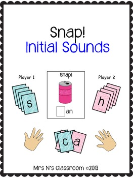 SNAP - Initial Sounds