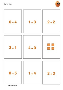SNAP - Number Bonding to 10