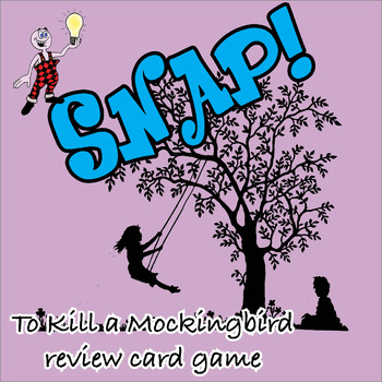 SNAP! To Kill a Mockingbird review card game