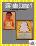 SNAP into Summer! A Writing Craftivity