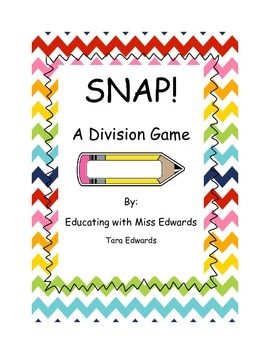SNAP: A Division Game