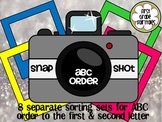 SNAPSHOT!!  ABC Order Center