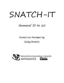 SNATCH-IT Numeral ID to 10