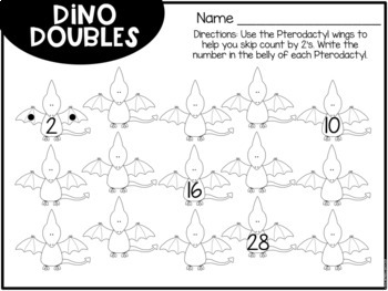 {FREEBIE} Presenting: Dinosaurs-A Fun & Integrative Unit