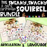 SNEAKY, SNACKY SQUIRREL - GAME COMPANION, BUNDLE (ARTICULA