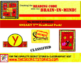 SNEAKY Y® Headband Pack (from the SECRET STORIES® Phonics