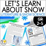 SNOW ACTIVITIES | SNOW SCIENCE DIGITAL AND PRINT