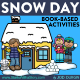 SNOW DAY read aloud lessons
