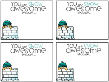 Positive Notes: Winter