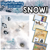 SNOW! Playful Learning Invitations