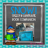 SNOW! Book Companion for Speech Therapy
