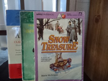 SNOW TREAS   GR BRAIN  TWENTY AND TEN   (set of 3)