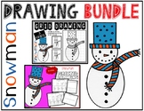 SNOWMAN Drawing Bundle