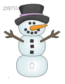 SNOWMAN FUN! MINI UNIT