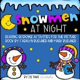 SNOWY STORIES: Snowmen at Night