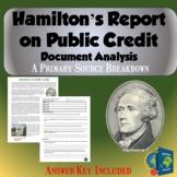 SOAP Hamilton on the National Bank