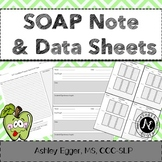 SOAP Note and Data Sheets