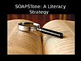 SOAPSTone Analysis PowerPoint