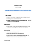 SOAPSTone Detailed Activity