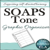 Graphic Organizer: SOAPSTone --- Pre-AP Strategies