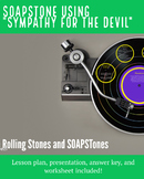 "Introduction to SOAPSTone using ""Sympathy for the Devil"""