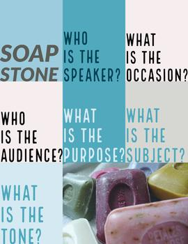 SOAPSTone Poster