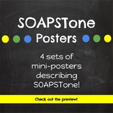 SOAPSTone mini-POSTERS!