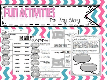 SOAPStone Templates, Stations, and Articles for Practice