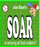 SOAR!  BASEBALL WITH HEART!  Can one boy save BASEBALL for a whole town?
