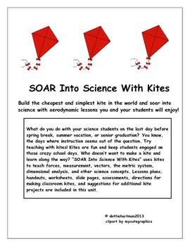 SOAR Into Science With Kites