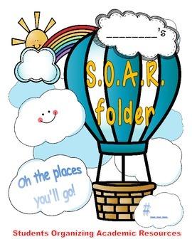 SOAR Organizational Folder