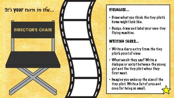 SOAR (Short Film Comprehension Task)