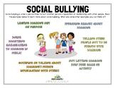 SOCIAL BULLYING