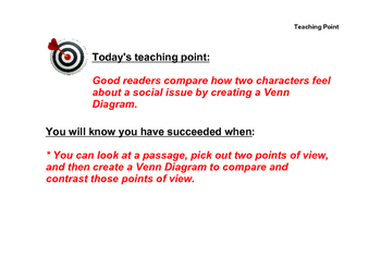 SOCIAL ISSUES BOOK CLUBS - Calkins Reading Supplement - 13 Lessons - PDF Version