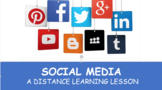 Social Media - Pros and Cons. A Distance Learning Lesson